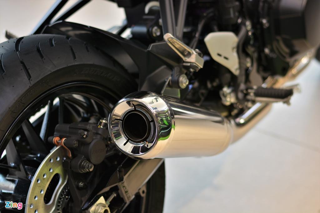 Chi tiet Kawasaki Z900RS anh 10