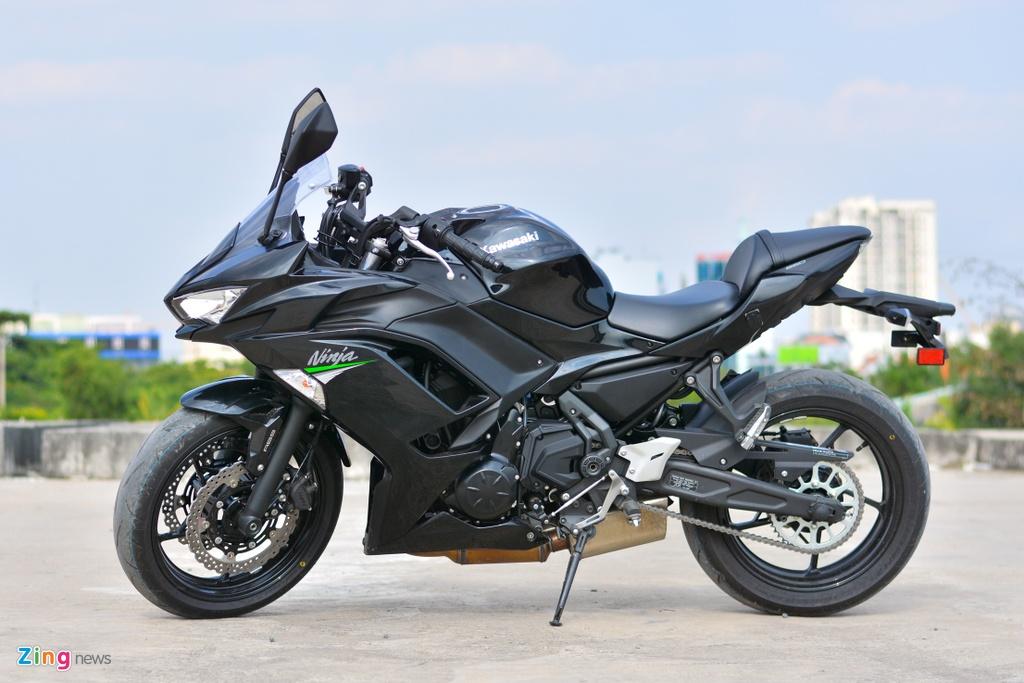 Danh gia Kawasaki Ninja 650 2020 - sportbike hien lanh hop chay pho hinh anh 1 1_Ninja650_zing_2.jpg