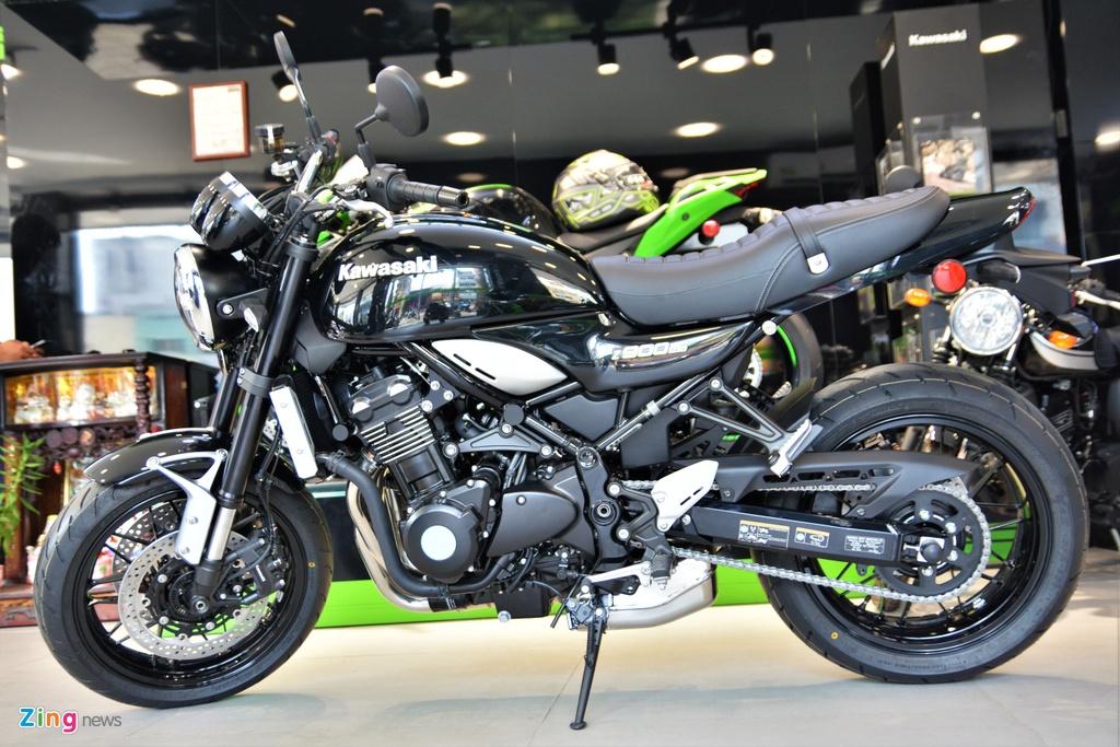 Chi tiet Kawasaki Z900RS anh 1