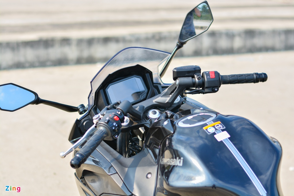 Danh gia Kawasaki Ninja 650 2020 - sportbike hien lanh hop chay pho hinh anh 3 3_Ninja650_zing_2.jpg