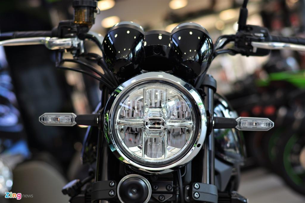 Chi tiet Kawasaki Z900RS anh 3
