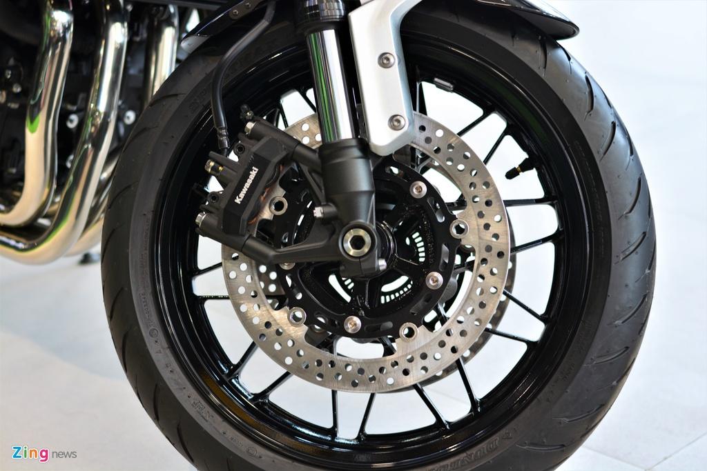 Chi tiet Kawasaki Z900RS anh 4