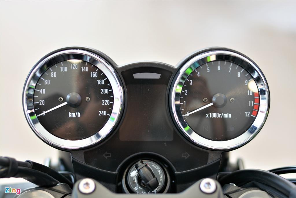 Chi tiet Kawasaki Z900RS anh 5