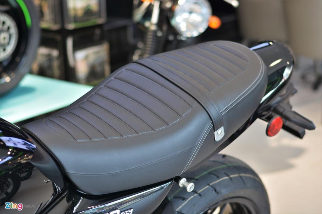 Chi tiet Kawasaki Z900RS anh 7