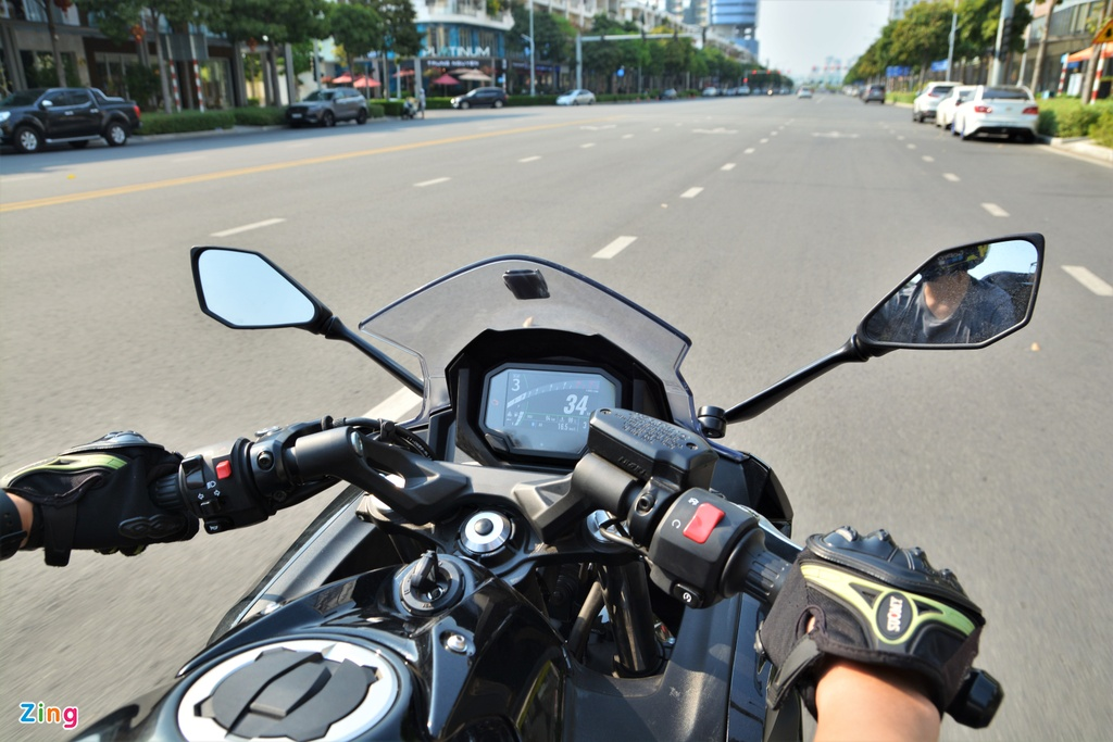 Danh gia Kawasaki Ninja 650 2020 - sportbike hien lanh hop chay pho hinh anh 7 9_Ninja650_zing.jpg