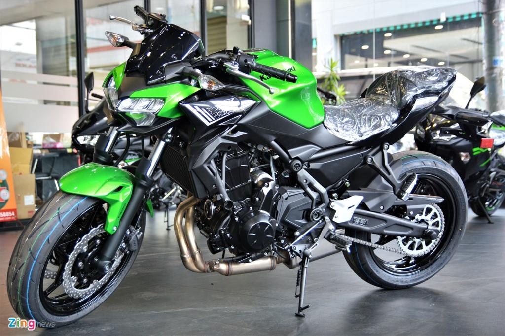 Chi tiet Kawasaki Z650 2020 anh 1