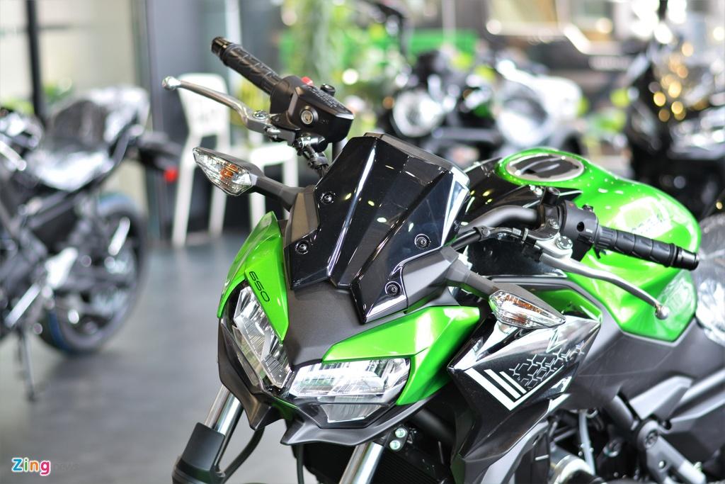 Chi tiet Kawasaki Z650 2020 anh 3