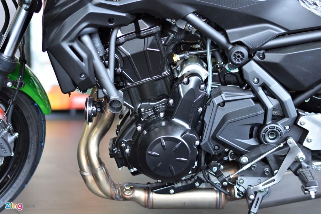 Chi tiet Kawasaki Z650 2020 anh 9