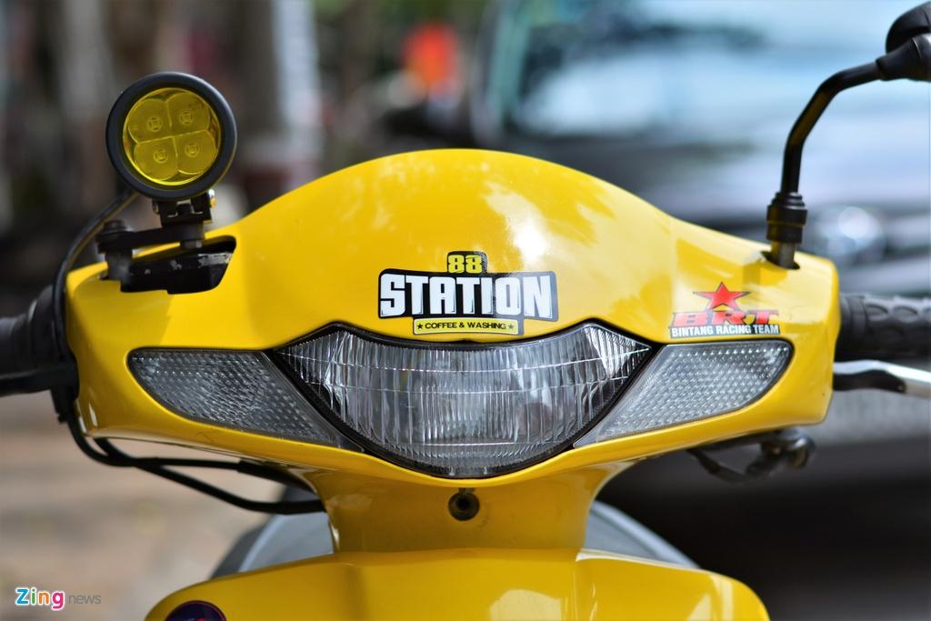 Suzuki FX do cuc chat cua dan choi Sai Gon anh 5