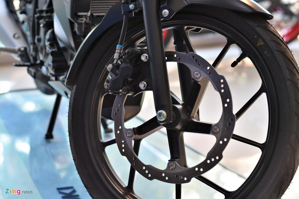 Suzuki Satria F150 chinh hang tai VN anh 3