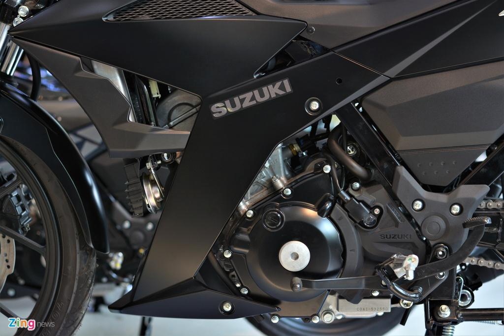 Suzuki Satria F150 chinh hang tai VN anh 10