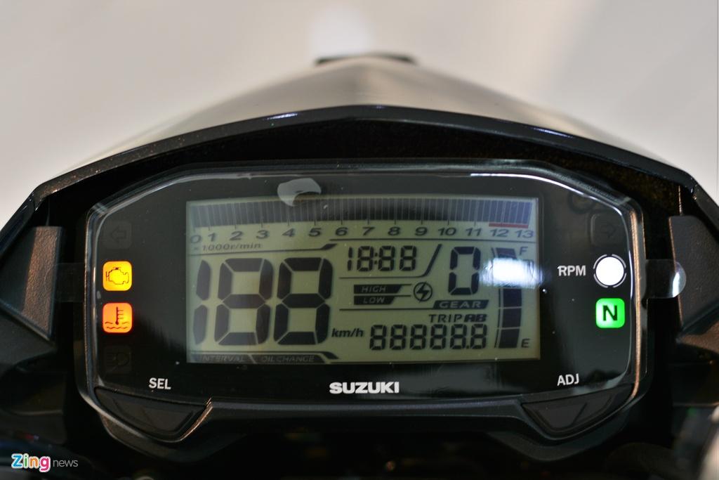Suzuki Satria F150 chinh hang tai VN anh 4