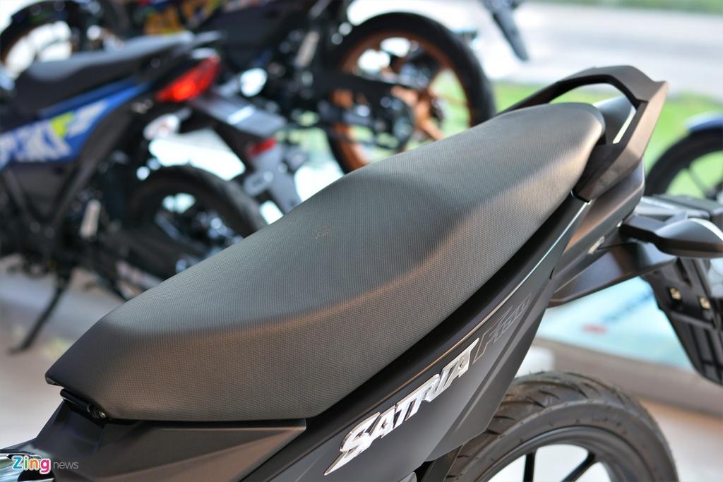 Suzuki Satria F150 chinh hang tai VN anh 8