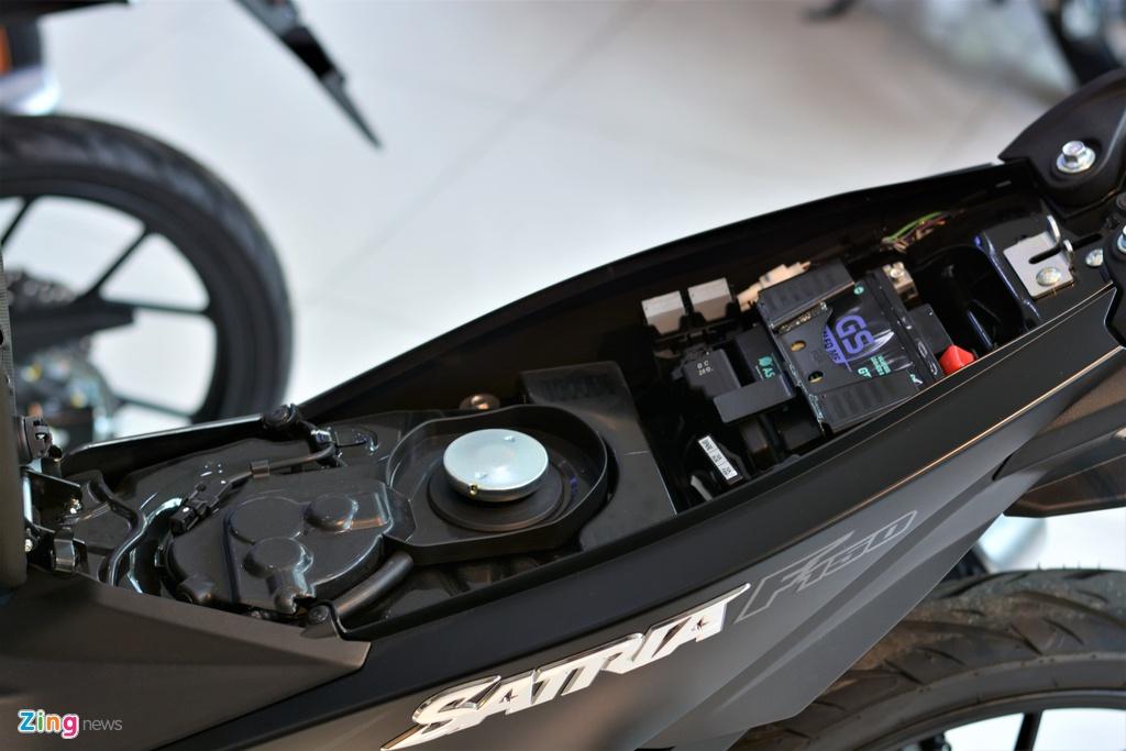 Suzuki Satria F150 chinh hang tai VN anh 9