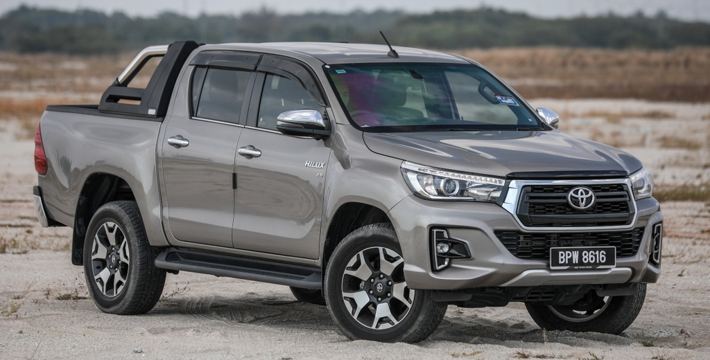 Ra mat Toyota Hilux the he moi - thay doi dien mao, tinh chinh dong co hinh anh 1 1_Hilux.jpg