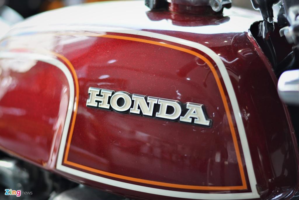 Honda CB350F hang hiem tai Viet Nam - dong co 4 xy-lanh, 34 ma luc hinh anh 14 14_CB350F_zing.jpg