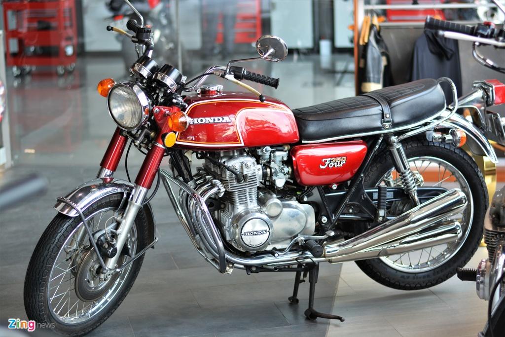 Honda CB350F hang hiem tai Viet Nam - dong co 4 xy-lanh, 34 ma luc hinh anh 1 1_CB350F_zing.jpg