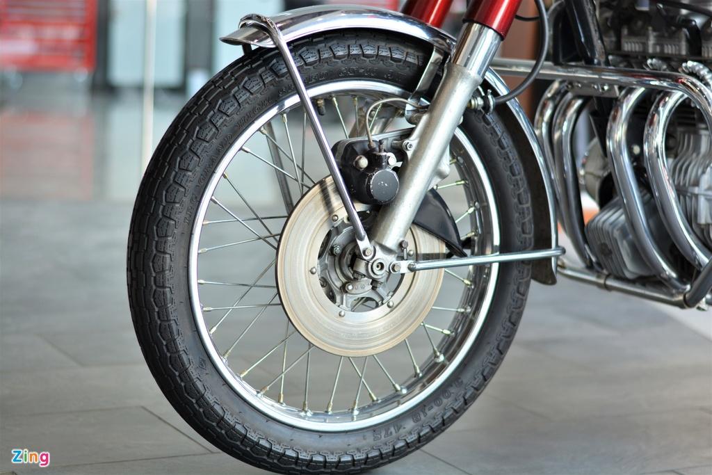 Honda CB350F hang hiem tai Viet Nam - dong co 4 xy-lanh, 34 ma luc hinh anh 3 3_CB350F_zing.jpg