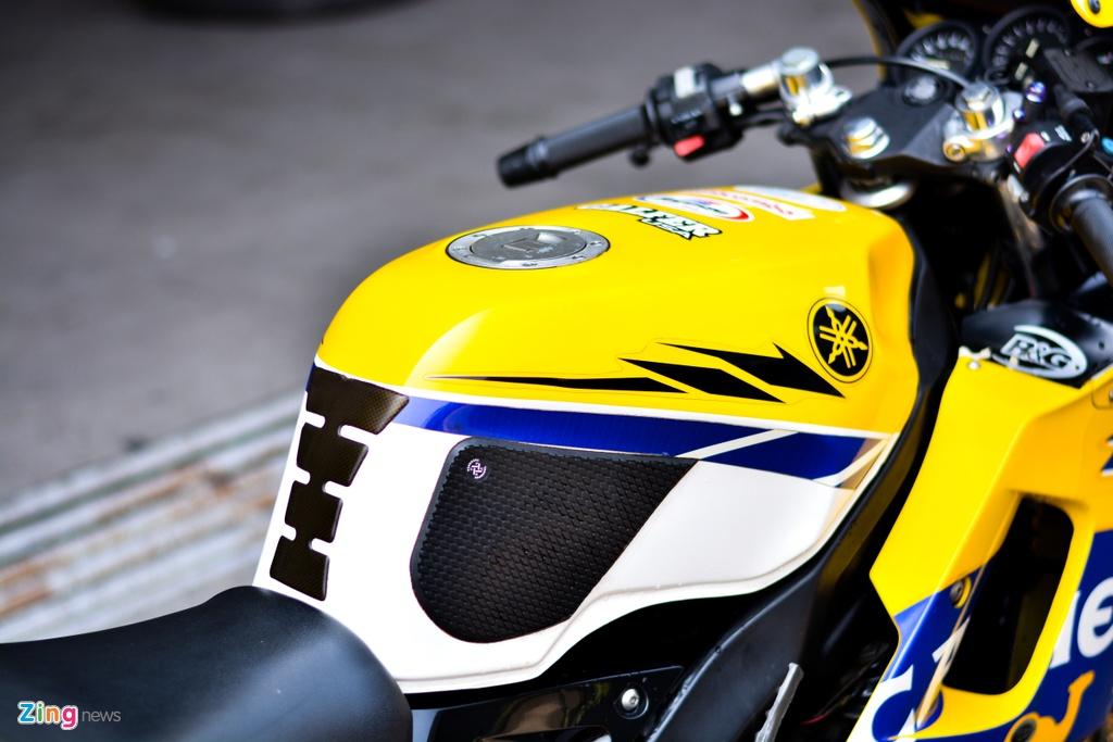 Kham pha Yamaha TMZ 150 anh 9