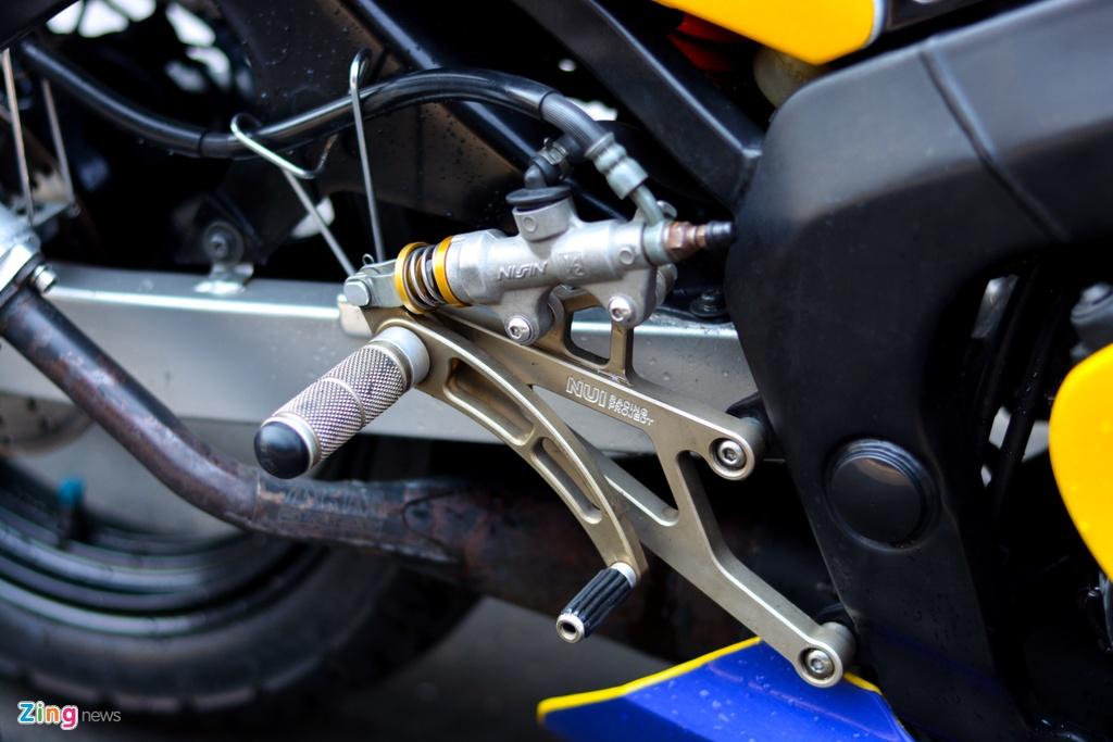 Kham pha Yamaha TMZ 150 anh 10