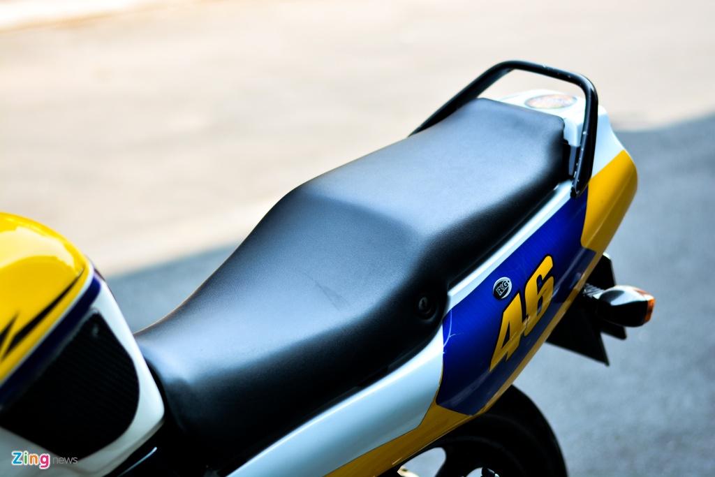 Kham pha Yamaha TMZ 150 anh 11