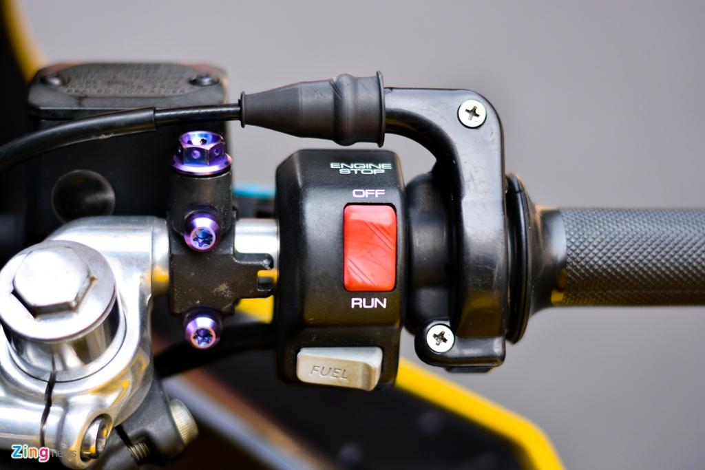 Kham pha Yamaha TMZ 150 anh 8