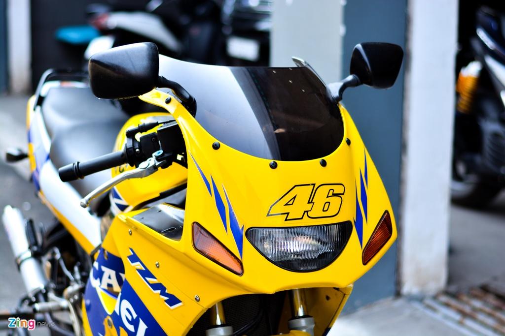 Kham pha Yamaha TMZ 150 anh 3