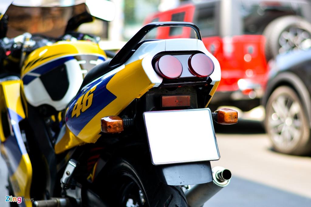 Kham pha Yamaha TMZ 150 anh 12