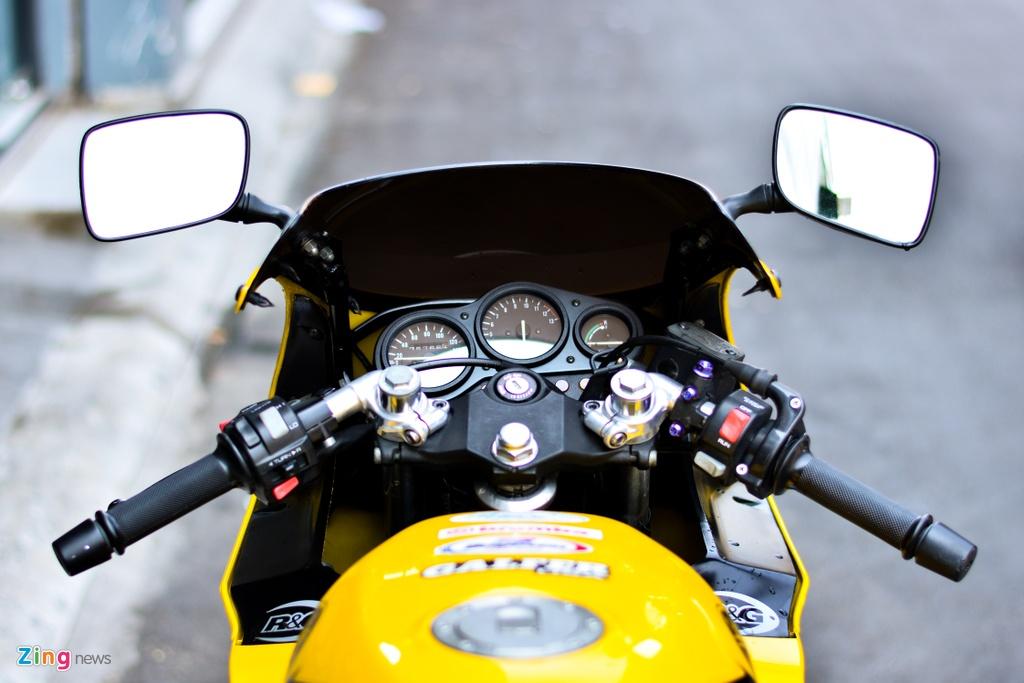 Kham pha Yamaha TMZ 150 anh 5