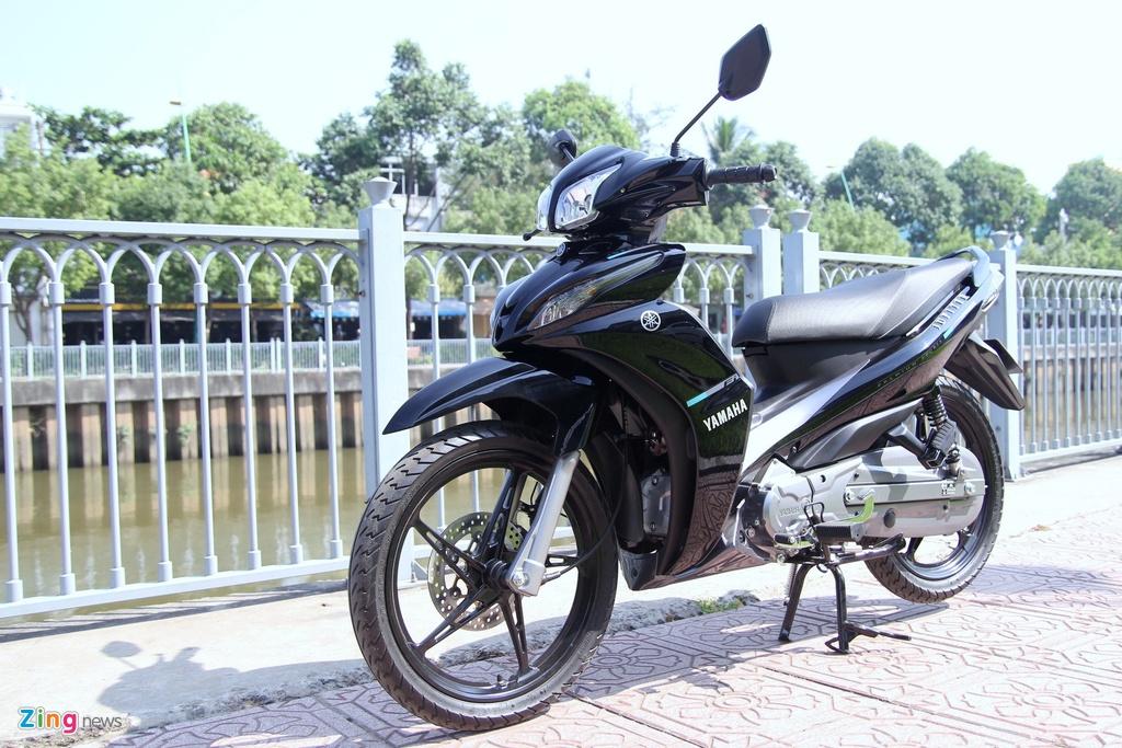 Nhung mau xe so dat nhat Viet Nam hinh anh 4 Jupiter_FI_Gravita_zing_1.jpg