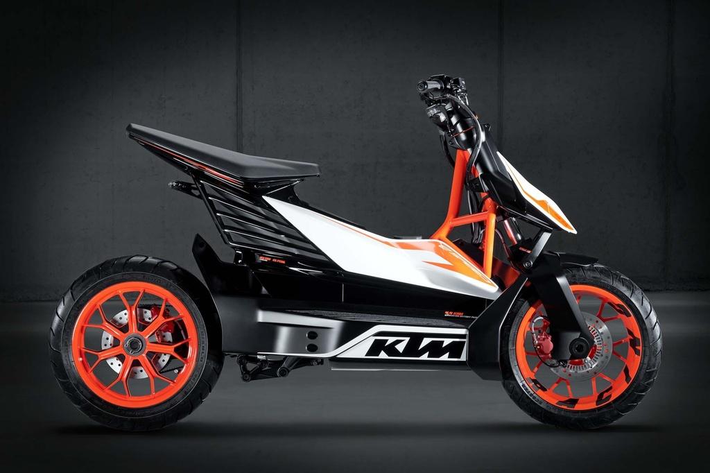 KTM chuan bi san xuat xe ga dien thiet ke la mat hinh anh 2 KTM_E_Speed_electric_scooter_concept_08.jpg