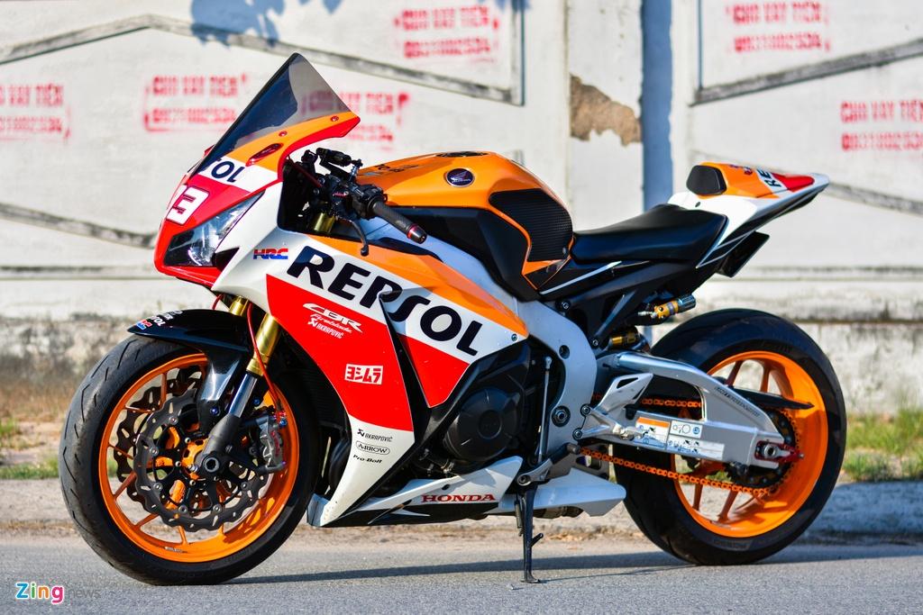 Honda CBR1000RR voi goi do hon 150 trieu cua dan choi TP.HCM hinh anh 2 1_HondaCBR1000RR_zing.jpg