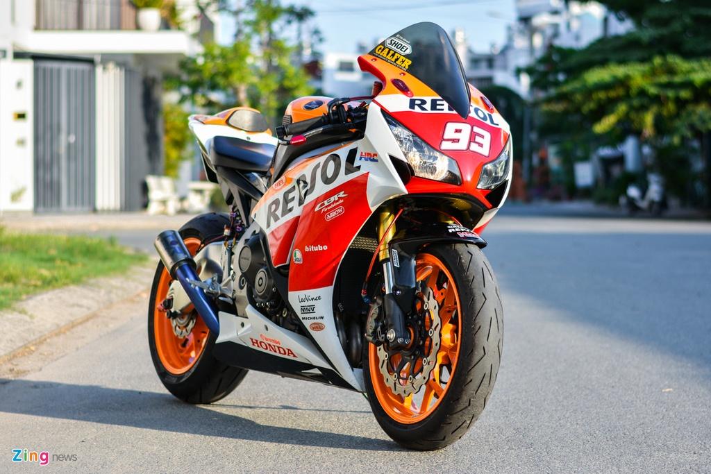 Honda CBR1000RR voi goi do hon 150 trieu cua dan choi TP.HCM hinh anh 1 3_HondaCBR1000RR_zing.jpg