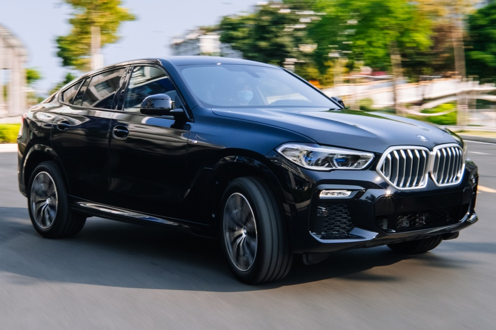 So sanh BMW X6 Viet Nam anh 1