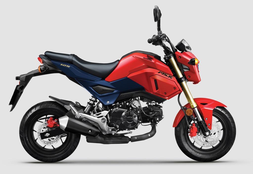 Honda MSX moi ra mat VN - them mau sac, giu nguyen gia ban hinh anh 9 bike_BLUE_RED.jpg