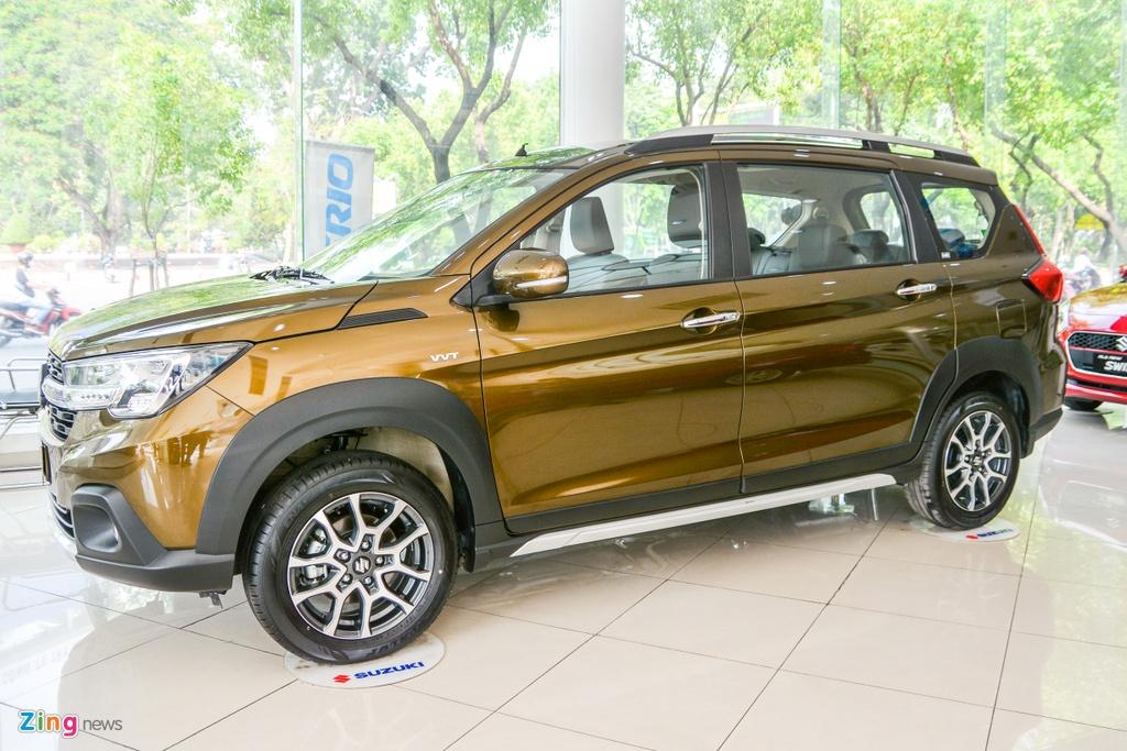 Suzuki XL7 vua ve dai ly, SUV gia tu 589 trieu dong hinh anh 1 5_XL7_zing.jpg
