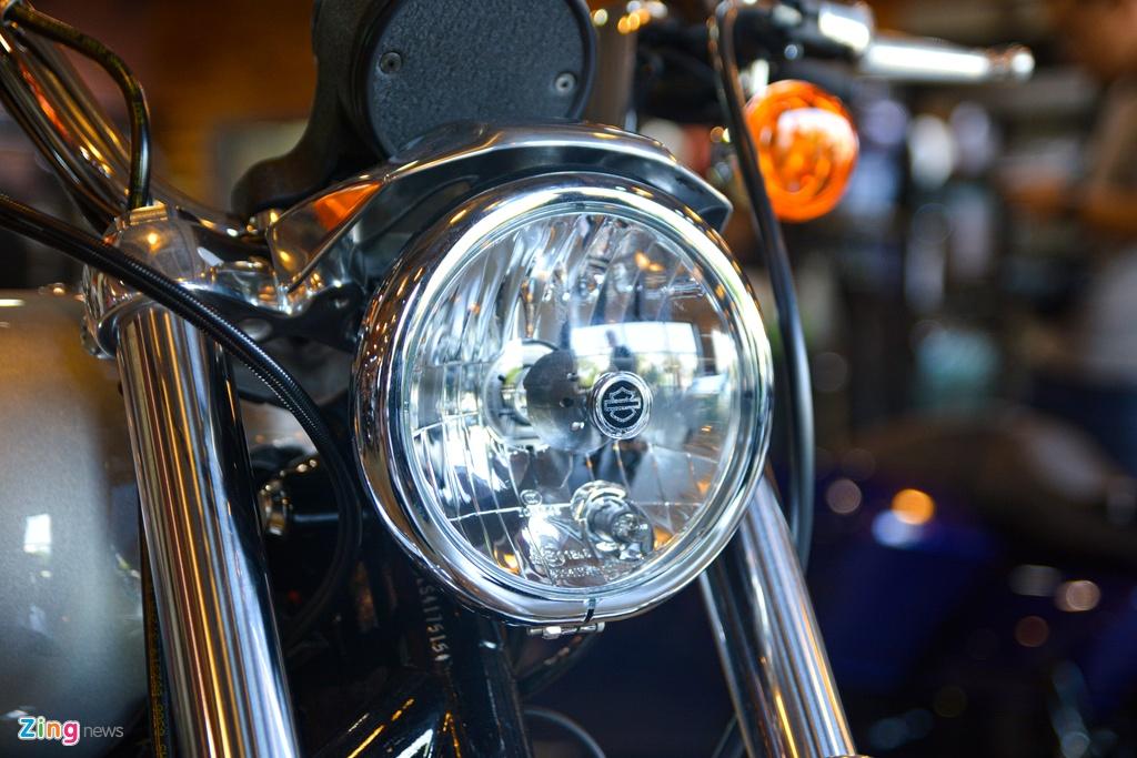 Harley-Davidson SuperLow 2020 xe Harley-Davidson gia re nhat VN anh 4