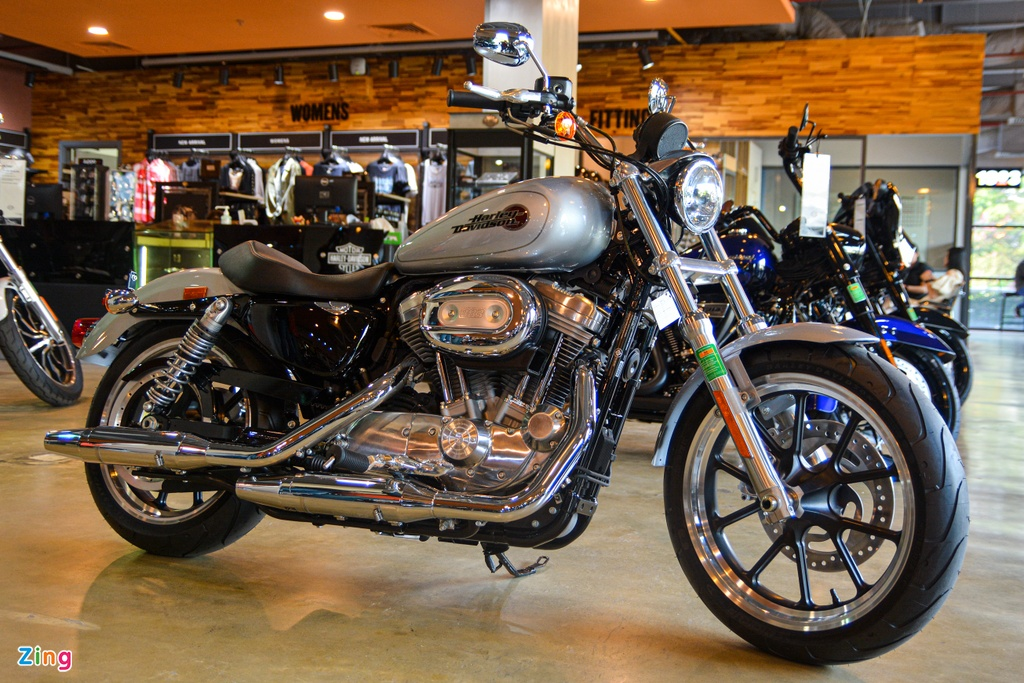 Harley-Davidson SuperLow 2020 xe Harley-Davidson gia re nhat VN anh 8