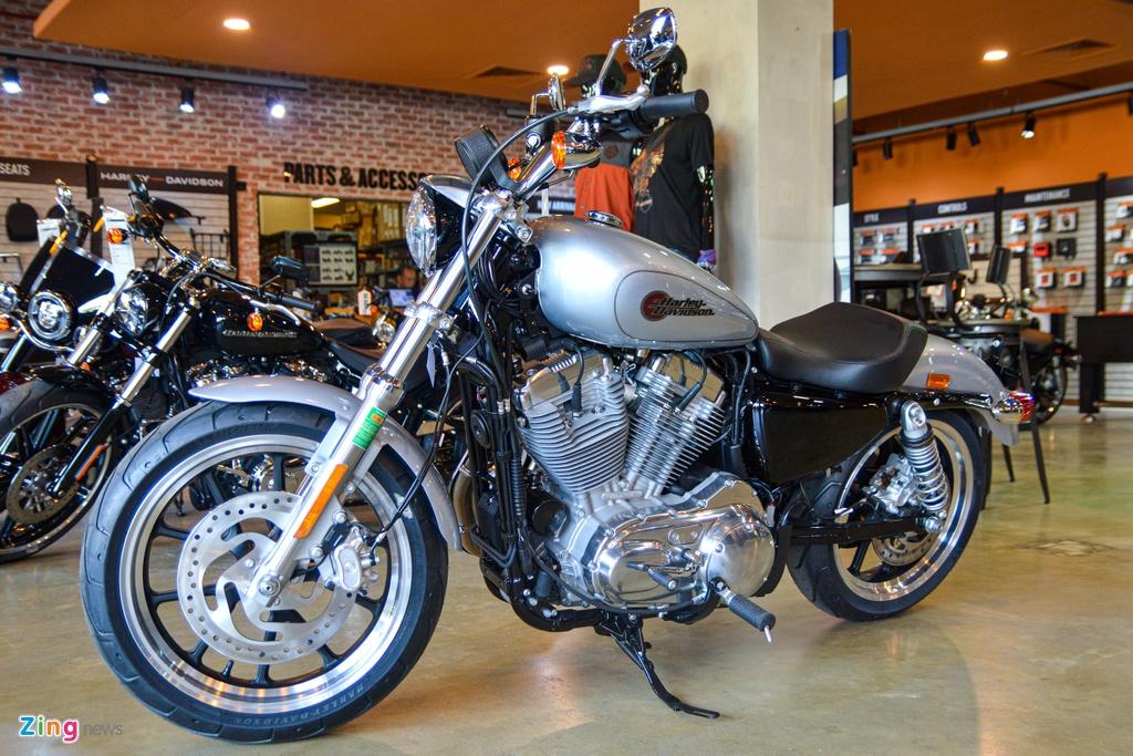 Harley-Davidson SuperLow 2020 xe Harley-Davidson gia re nhat VN anh 14
