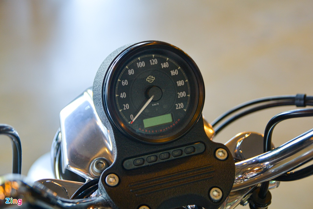Harley-Davidson SuperLow 2020 xe Harley-Davidson gia re nhat VN anh 5