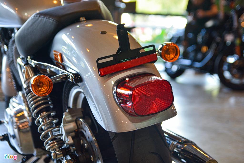 Harley-Davidson SuperLow 2020 xe Harley-Davidson gia re nhat VN anh 11