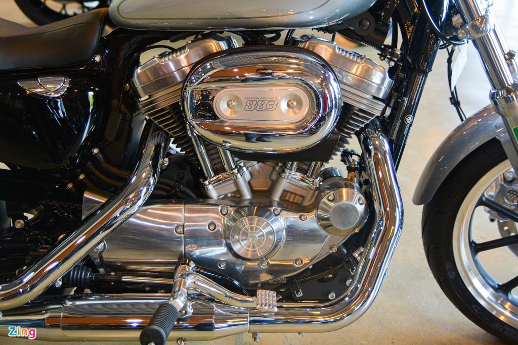 Harley-Davidson SuperLow 2020 xe Harley-Davidson gia re nhat VN anh 10