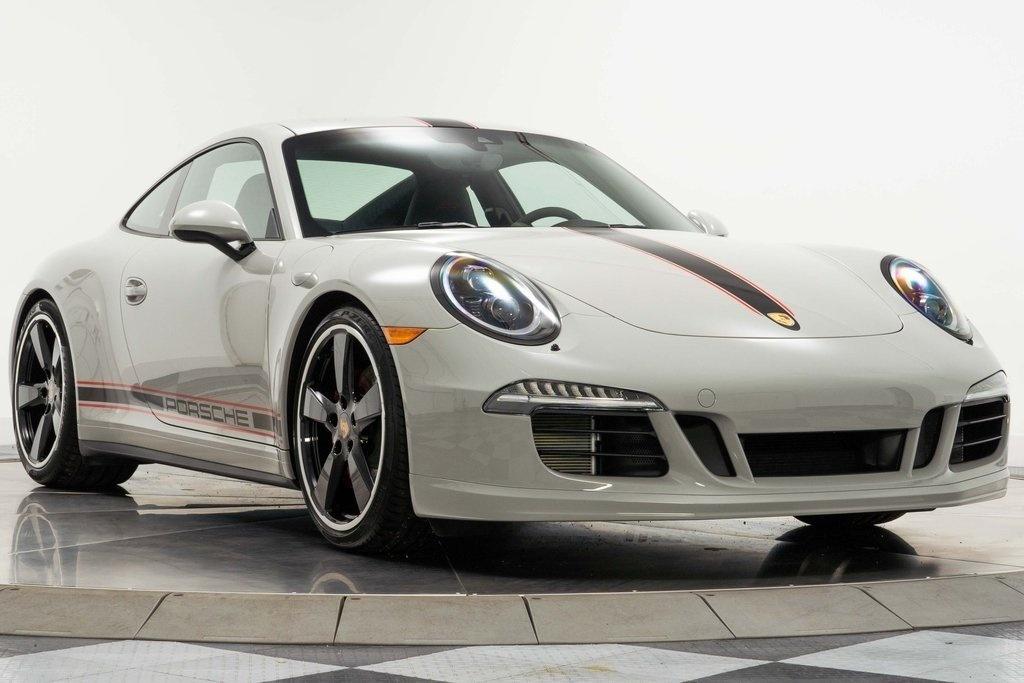 Chi tiet Porsche 911 Carrera GTS Rennsport Reunion anh 1