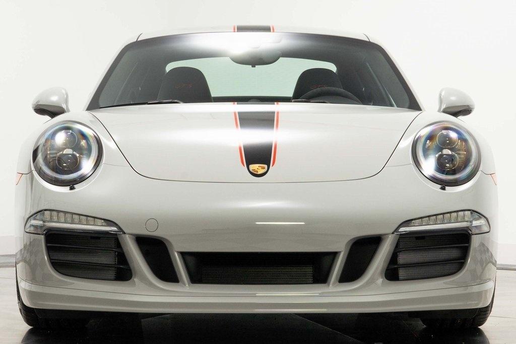 Chi tiet Porsche 911 Carrera GTS Rennsport Reunion anh 2