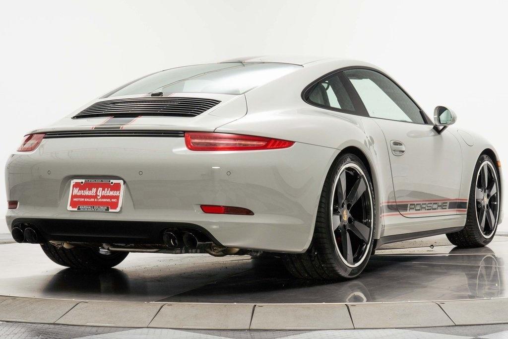 Chi tiet Porsche 911 Carrera GTS Rennsport Reunion anh 4