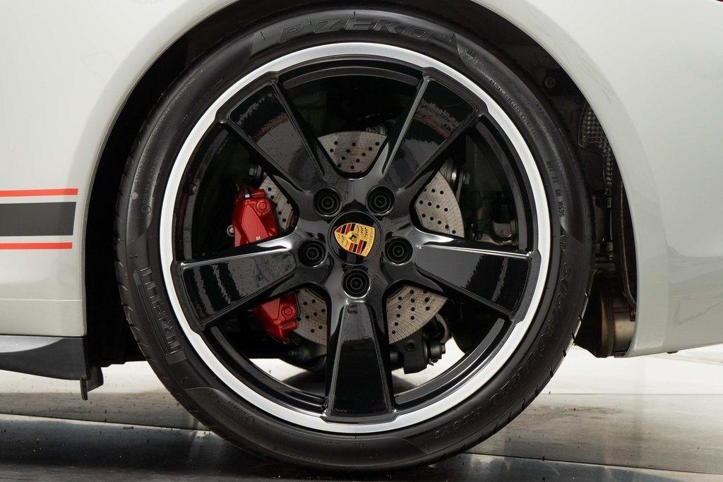 Chi tiet Porsche 911 Carrera GTS Rennsport Reunion anh 5