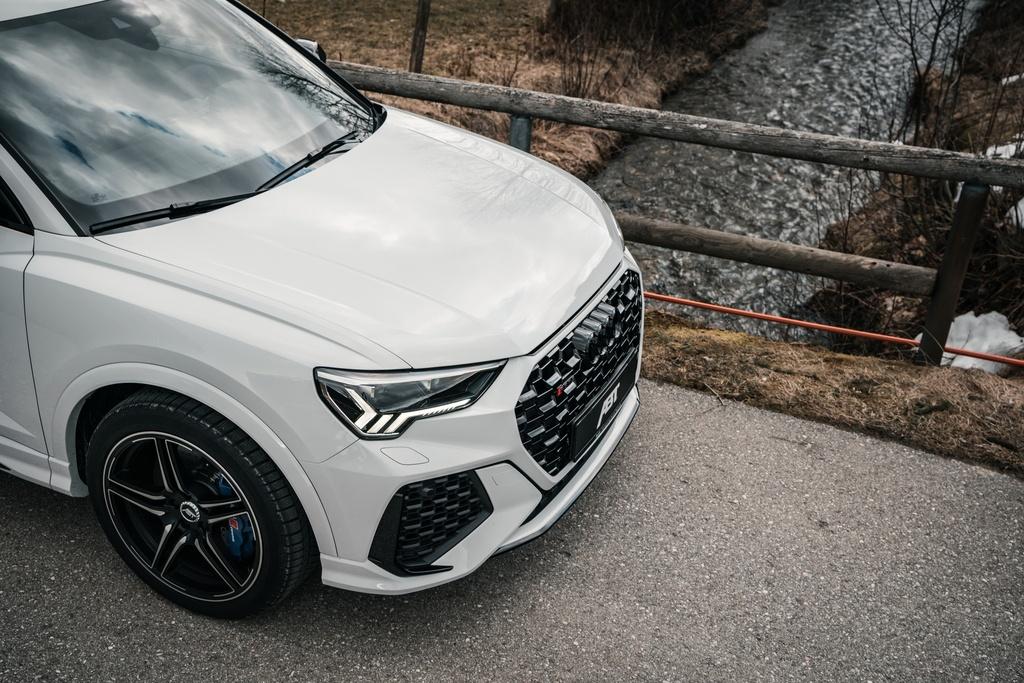 Kham pha Audi RS Q3 voi goi do nang cap dong co hinh anh 2 2020_audi_rs_q3_tuning_abt_7.jpg