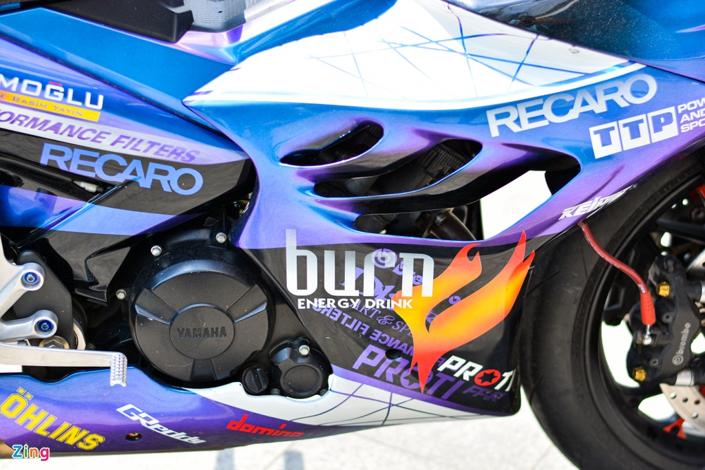 Yamaha Exciter do dan ao moto YZF-R1 anh 6