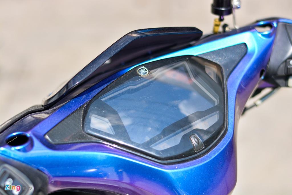 Yamaha Exciter do dan ao moto YZF-R1 anh 5