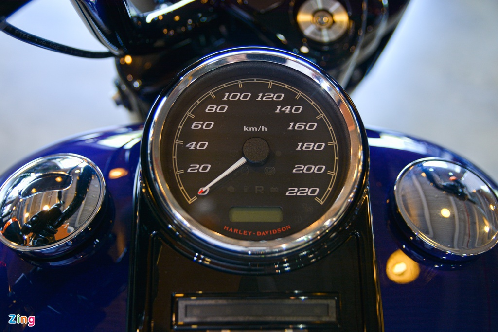 Chi tiet Harley-Davidson Road King Special - xe touring gia hon 1 ty anh 9